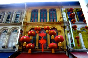 Chinatown. Singapore.