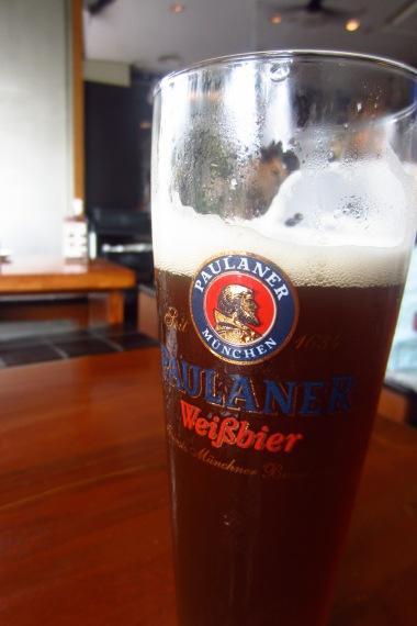 German. Beer. in Singapore.