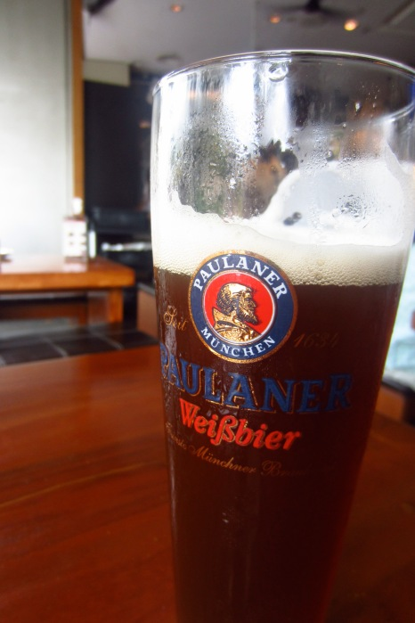 German. Beer. in Singapore.