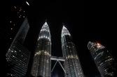 Petronas Towers - Kuala Lumpur, Malaysia. 2013.