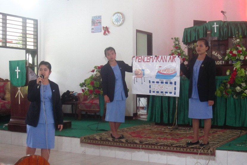 Presentations in theVillage