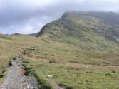 hiking Mt. Snowdon, Wales, UK