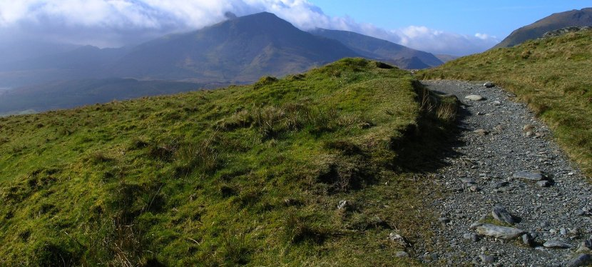 Wandering in Wales