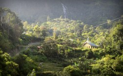 Church in Siboruon village