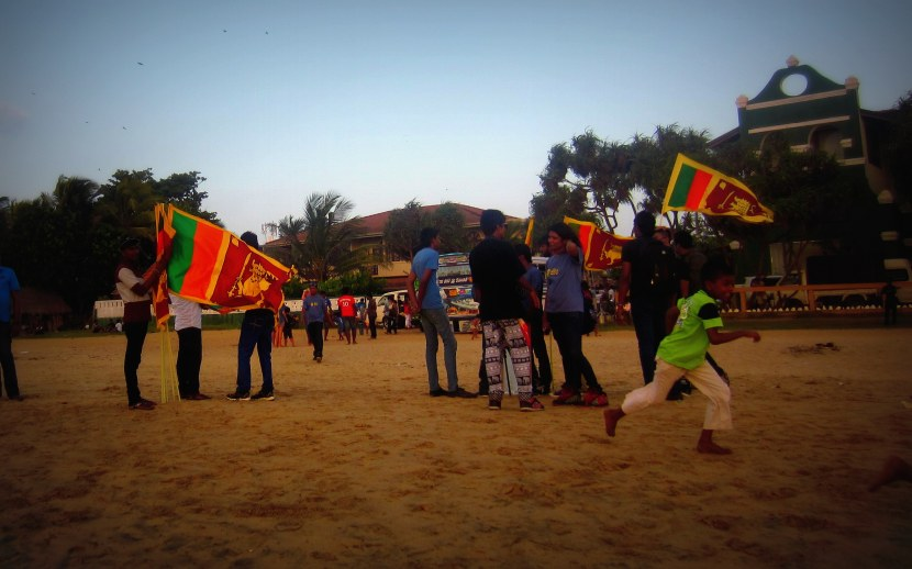 Elections and Hope in SriLanka