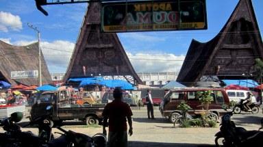 Balige market