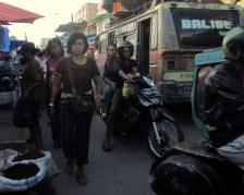 Market day in Balige