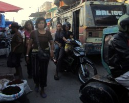 Market day in Balige
