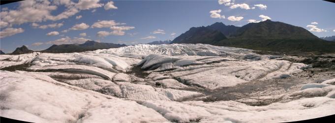 Matanuska Glacier. 2007