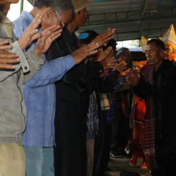 Batak funeral ritual