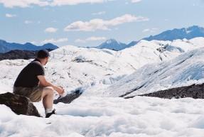 Matanuska Glacier, Alaska. 2007.