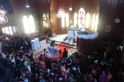 Judika and Duma wedding, Balige, 31 August 2013.