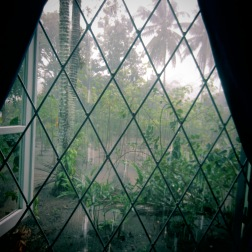 Rainstorm, Pematangsiantar, Indonesia
