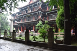 Wenshu Monestary