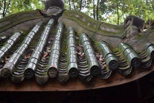 At Wenshu Monestary