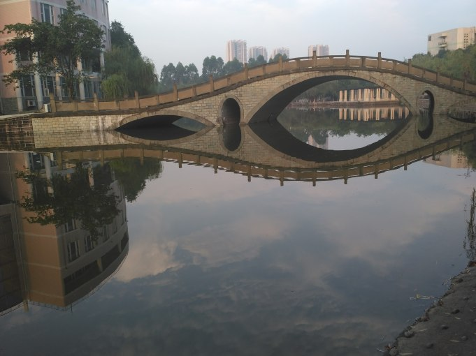 Chengdu University campus