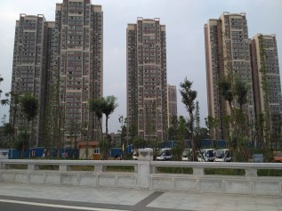 Buildings in Chengdu