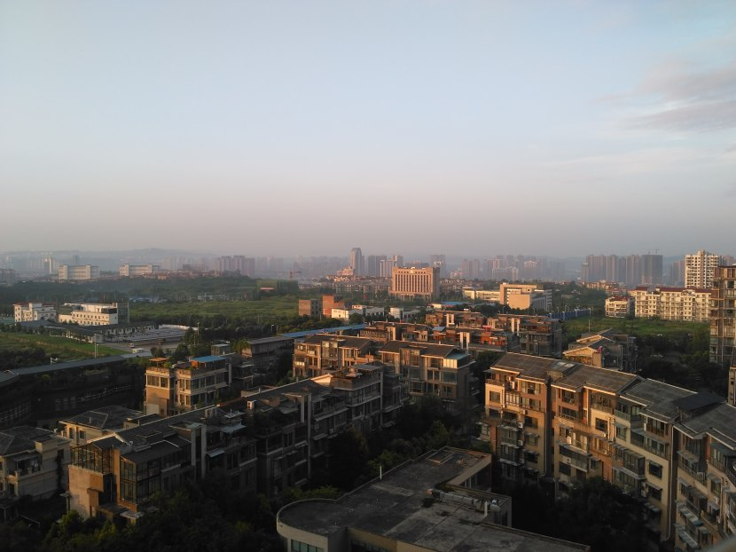 Morning in Mianyang