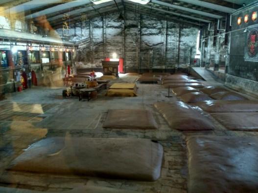Baijiu factory in Luzhou