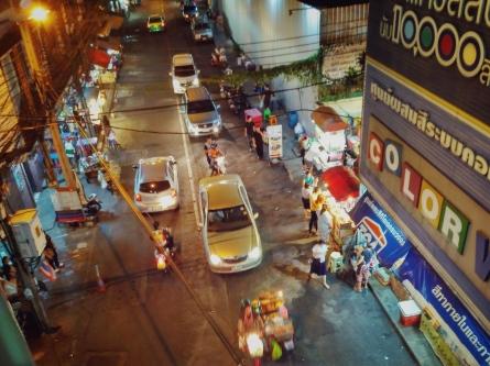 Street scene, Bangkok, Thailand