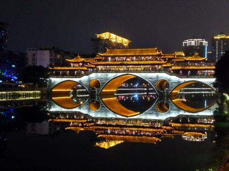 Anshun Bridge, Chengdu