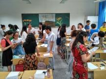 Doing group work