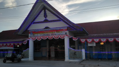 The hospital in Balige