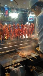 Food in the Muslim Quarter