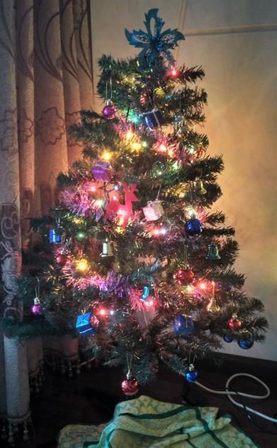 My little Xmas tree