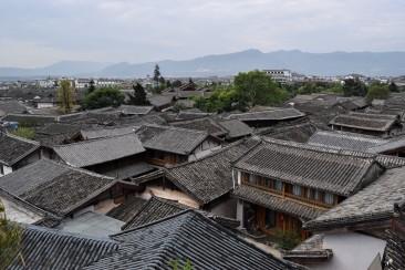 Old town in Lijiang