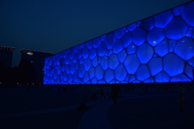 Water Cube, National Aquatics Center, Beijing
